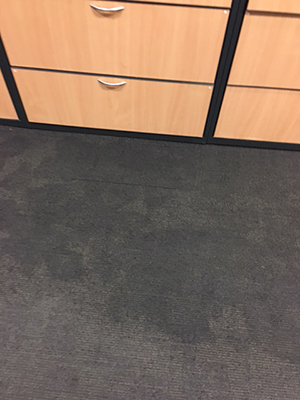 drying commercial carpet tiles carpet water damage 2017